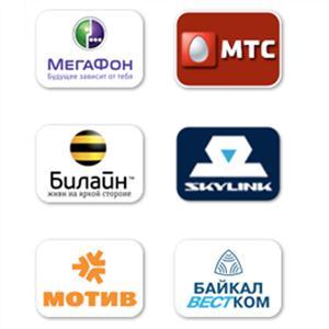 Операторы сотовой связи Темникова