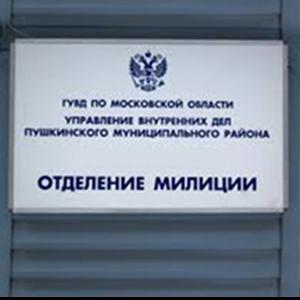 Отделения полиции Темникова