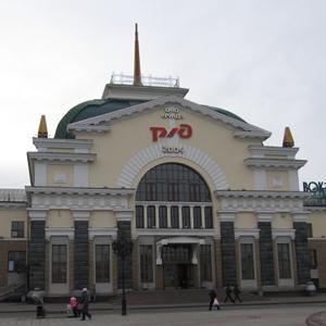 Железнодорожные вокзалы Темникова